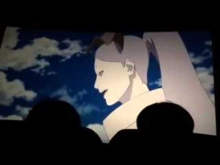 Boruto the movie отрывок из фильма Нападение во время Турнира