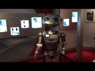 Message to Cici from Millennia The Robot!