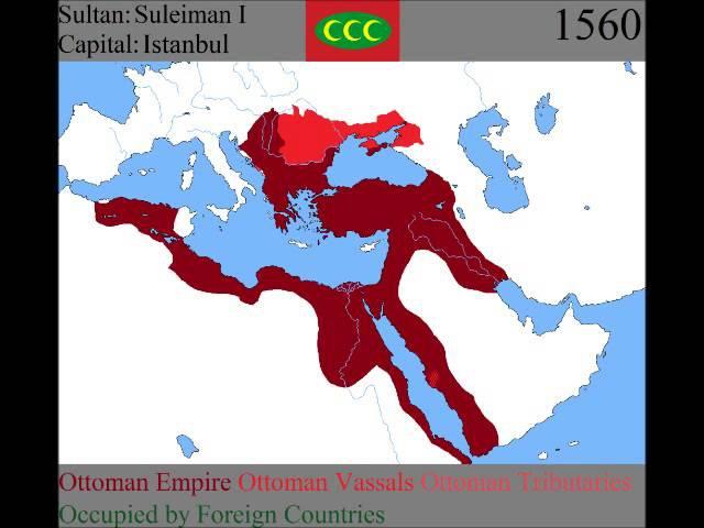 the rise of ottoman empire