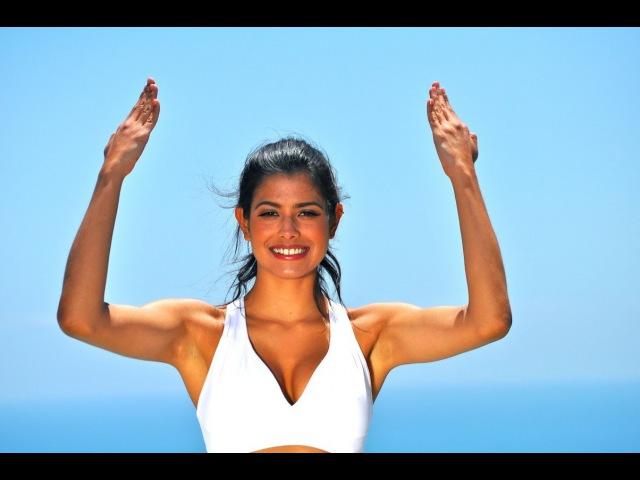 Тренировка пилатес для всего тела пресс и корсетные мышцы. Pilates Workout - Pilates Workout for Abs Core