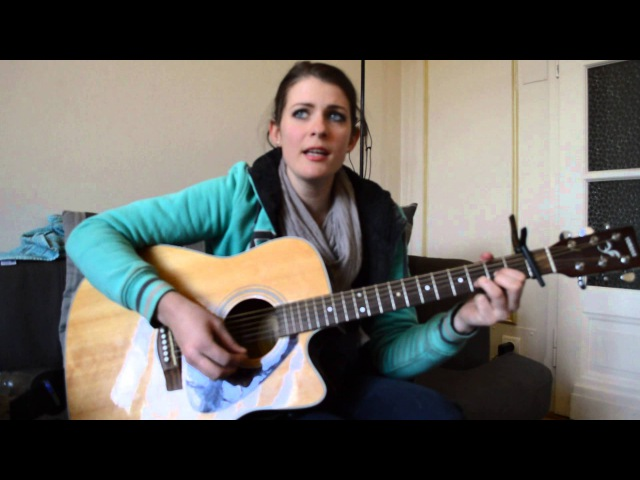 Woodkid I love you acoustic cover