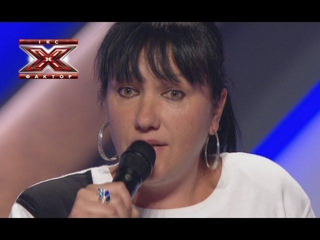 Алена Билоусова Одолжила Таисия Повалий Кастинг в Одессе Х Фактор 4 31 08 2013