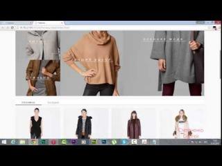 Интернет магазин в adobe muse.  Презентация курса из серии Сайт за 7 дней