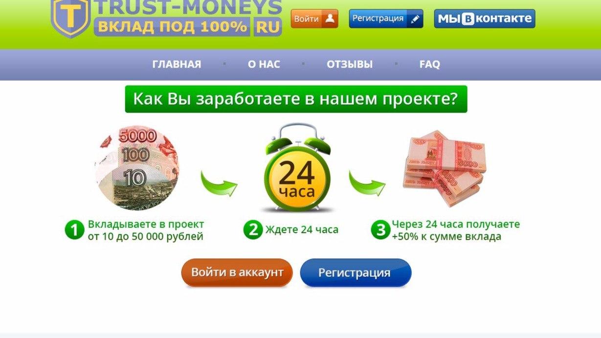 Trust Moneys