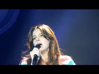 Lana Del Rey – Blue Jeans Live @ Endless Summer Tour Cynthia Woods Mitchell Pavilion