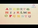 Поем английский алфавит, развивающий музыкальный мультик для детей.