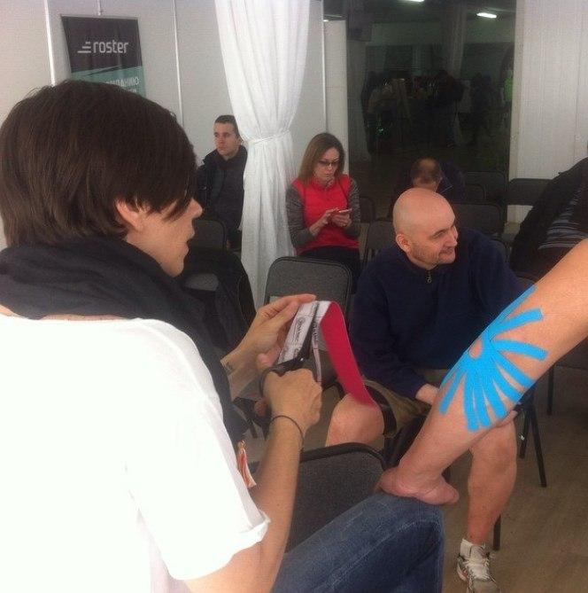 Ольга Ильина на ЭКСПО Весенний гром