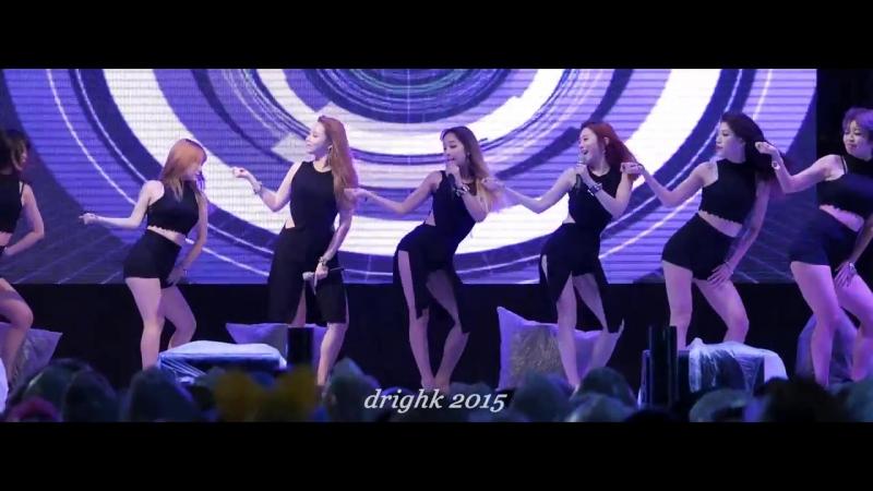 151106 퍼펄즈Purfles - 1.2.3 (HR) [KFM경기방송K-POP콘서트 화성행궁] by drighk 직캠fancam