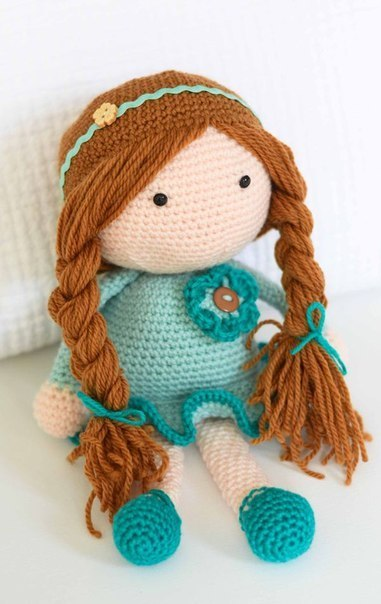 #куколка #схема #описание