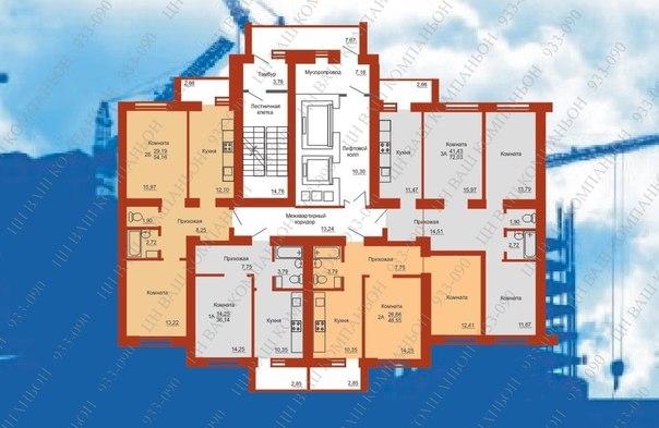 этажи сургут недвижимость официальный сайт