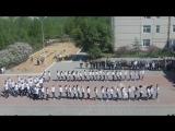 Флешмоб от выпускников школы №25 г. Уссурийска  2015 г.