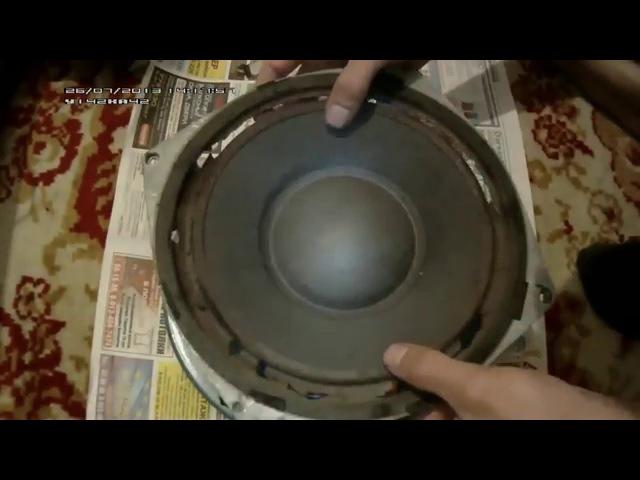 Амфитон 35АС-018 Восстановление (замена подвеса)