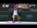 Petra KVITOVA vs Danka KOVINIC Highlights ᴴᴰ 2016
