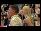 Александра Солдатова - лента. Этап Кубка Мира в Гвадалахаре, Испания 2016
