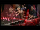 Lunascape Inferno live in studio
