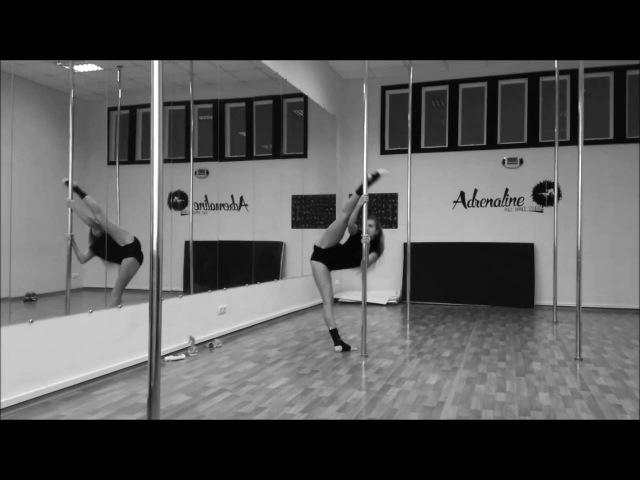 Pchelka black white eroina PDstudio Adrenaline 22 08 16 Kirovohrad