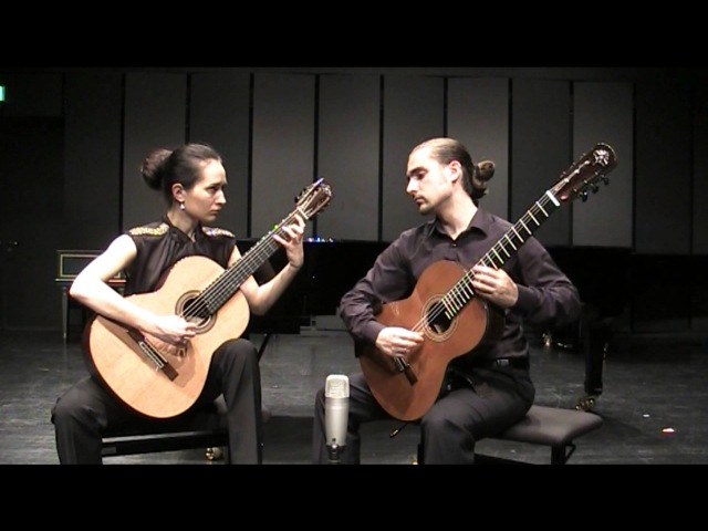 Duo Sempre - J.P.Rameau, Le Rappel des Oiseaux