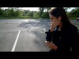 Видеоблог знакомство с девушкой на улице