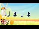 Шумовой оркестр ЛЕТНИЙ РИТМ сольфеджио Lectura Rítmica