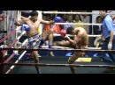 Muay Thai Fight Seksan vs Songkom The Low Kick Round Rajadamnern Stadium Bangkok 24 12 2014