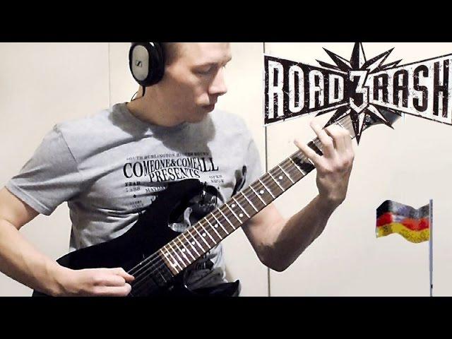 Road Rash 3 - Germany cover