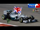 F1 MLG 2014 Apu Dhabi Grand Prix 'Lewis Hamilton vs Rico Nosberg' - The Finale