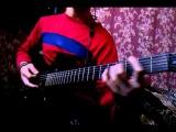 Manowar Die For Metal (Guitar Cover)
