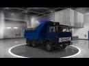 Euro Truck Simulator 2 обзор мода KamAZ 53212 v4 0 1