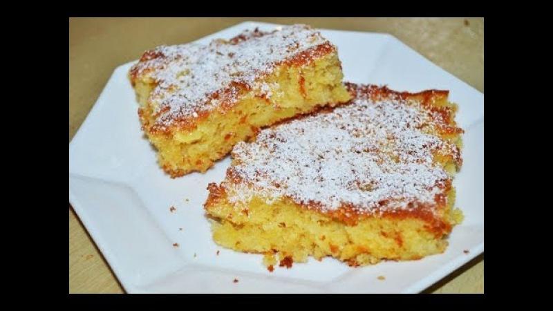 Rezept / Rezepte: Saftiger Apfelkuchen / Apple Pie / Elmali kek