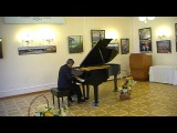 OLEG MUSORIN plays L.van BEETHOVEN &amp F.CHOPIN. LIVE in PRAGUE