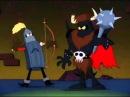 Веселый Мультфильм про Пирата 04 - Рыцарь и принцесса