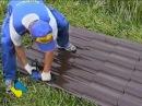 Инструкция по монтажу металлочерепицы и водостоков -2