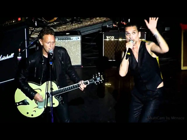 Dave Gahan - Saw Something Personal Jesus with Martin Gore (Music Cares May 2011).avi