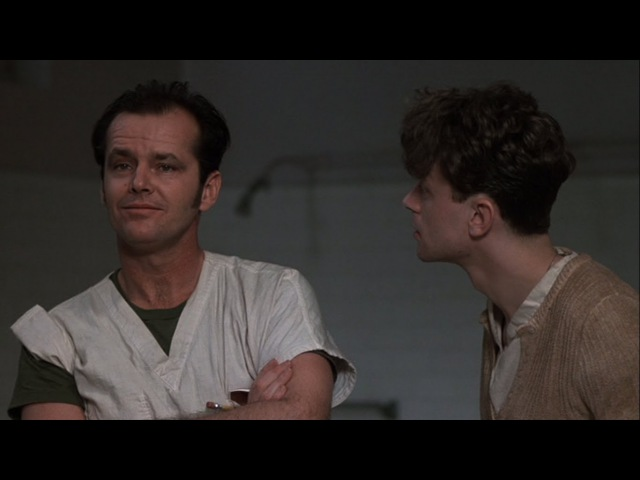 One Flew Over the Cuckoo's Nest | Shower Room Scene