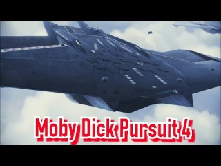 Ace Combat Infinity: Moby Dick 4 ( Black Aigaion ) 1080p
