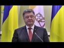 Кардинал П'єтро Паролін зустрівся зПрезидентом України