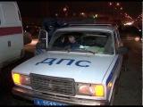 Водитель скорой помощи спровоцировал аварию