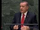 Cumhurbaşkanı Erdoğan'ın BM'deki Muhteşem Konuşması 2014