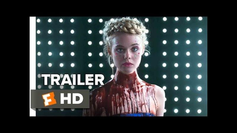 The Neon Demon Official Trailer 1 (2016) - Elle Fanning, Keanu Reeves Horror Movie HD