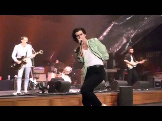 The Last Shadow Puppets - Calm Like You @ Theatre At Ace Hotel - April 20, 2016