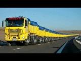 Мегамашины - Автопоезда Австралии