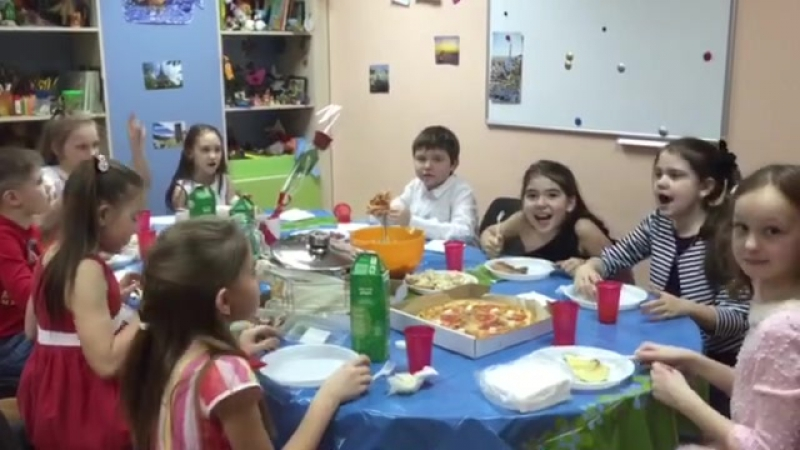 ТМ ЗАТЕЯ. Видео отзыв деток о географическом квесте Путешествие по странам.