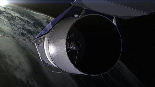 Новый космический телескоп WFIRST будет иметь возможности, в 100 раз превышающие...