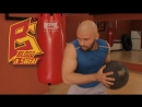 Набивной мяч и взрывная сила Техника бокса Игорь Смольянов и Вели Мамедов