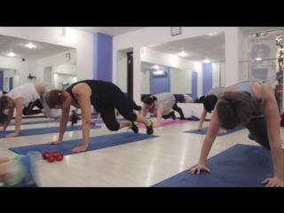 Елена Рассказова - инструктор групповых программ фитнес клуба
