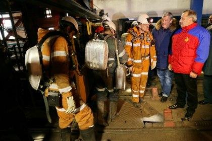В МЧС заявили об отсутствии шансов выжить у оставшихся в шахте «Северная»