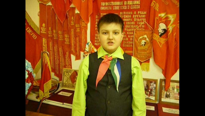 Султанов Леонид, Мир творчества, 4 кл. А.Барто Лебединое горе