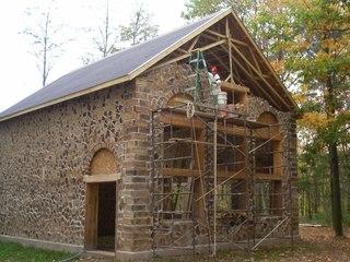 строительство домов из кирпича под ключ проекты и цены в москве