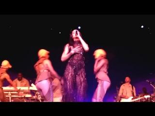 Rihanna - Rude Boy / Work (Philips Arena, Atlanta, 18.05.2016)