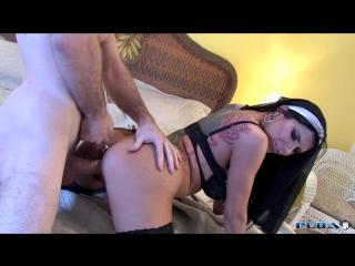 Romi rain - naughty nun loves anal sex (720) [all sex, anal, rough, cumshot]
